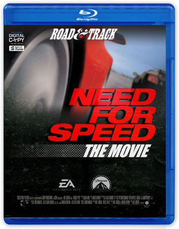 Need for Speed vai virar filme